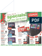 Staples 2012 Iblackfriday