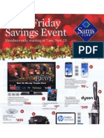 Sams Club 2012 Iblackfriday