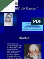Clase 2 ABC Del Trauma
