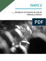 Parte 2 - La felicidad en el horizonte de vida de los chilenos