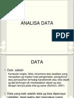 Analisa Data Siska