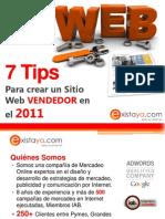 7tipsparacrearunapginawebvendedoraenel2011-101201161148-phpapp02