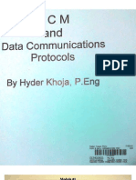 PCM & Data Communications Protocols by Hyder Khoja P.eng