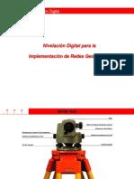 Nivelación Digital