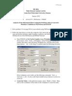 Activity 9 - 1D Heat Transfer - NEiNastran