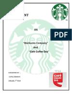 Starbucks Company