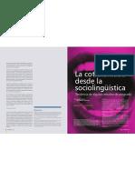 La cotidianidad desde la sociolingüística Tendencia de algunos estudios de posgrado