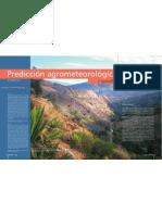 Predicción agrometeorológica y agricultura en Boyacá
