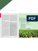 La disponibilidad de nutrientes para las plantas, consecuencia de interacción, química, biológica y bioquímica