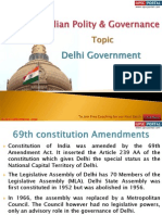 16(B) Delhi Government