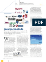 Open Sourcing India