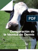 Comparación de la técnica de Dennis con los hallazgos hepáticos post - mortem para el diagnóstico de la fasciolosis bovina