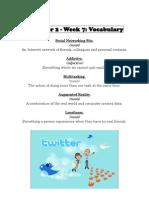 Semester 2 - Week 7