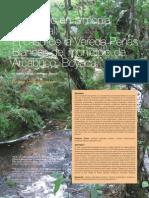 Desarrollo en armonía ambiental