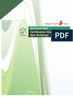 BCA Green Mark Certification for New Buildings