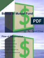 Basics of Mutual Fund Final