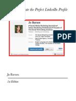 How to Create the Perfect Linkedin Profile