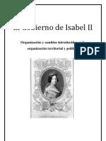El Gobierno de Isabel II
