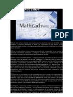Ptc Mathcad Prime 2