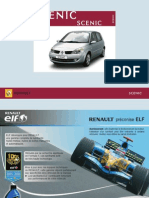 RENAULT Grand Scenic II Notice Mode Emploi Guide Manuel