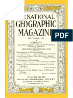 National Geographic 1928-09