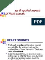 Heart Sound Physiolgy