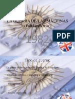 La Guerra de Las Malvinas 1982