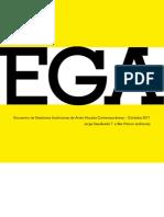 Encuentro de Gestiones Autonomas de Artes Visuales Contemporaneas-Cordoba 2011-Edicion Digital