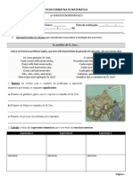 Ficha Formativa 1- St Ives