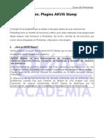 Plugin AKVIS Stamp Tutorial Photoshop Academia Usero
