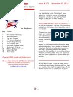 Newsletter 375