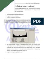 Mejorar tono y contraste Tutorial Photoshop Academia Usero 02