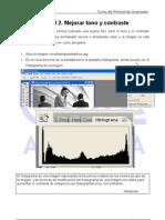Mejorar tono y contraste Tutorial Photoshop Academia Usero