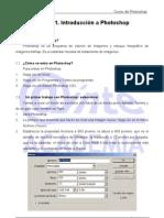 Introducción a Photoshop UD 01 Tutorial Photoshop Academia Usero