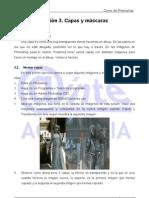 Capas y máscaras UD 03 Tutorial Photoshop Academia Usero