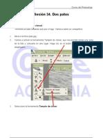 Doblar un pato con el tampón de clonar UD 34 Tutorial Photoshop Academia Usero