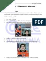 Máscaras y caras UD05 Tutorial Photoshop Academia Usero