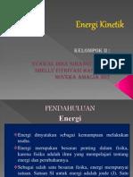 Ppt Energi Kinetik