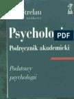 Jan Strelau Psychologia Tom I