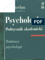Jan Strelau Psychologia Tom I