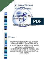 Formas Farmaceuticas Semisolidas-cremas (2)