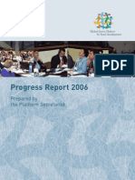 Platform Progress Report 2006