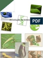 A Evolução da biotecnologia