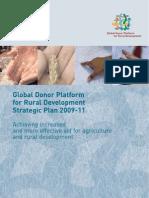 Platform Strategic Plan 2009-11