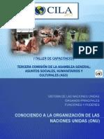 Presentación CILA 2012 - AG3