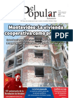 El Popular N° 207 - 9/11/2012