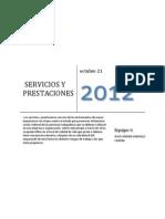 Servicios y Prestaciones-jagc -Bueno