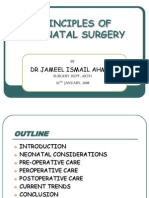 Principles of Neonatal Surgery (2)