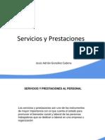 Servicios y Prestaciones