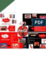 Mapa Mental Coca Cola